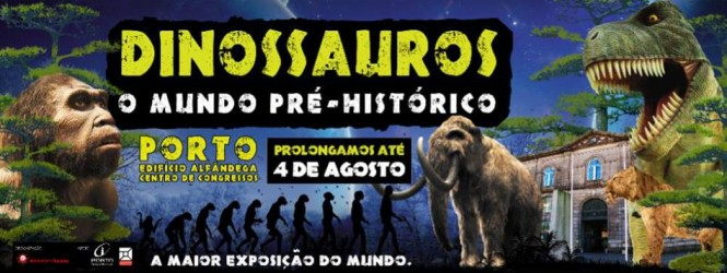 """Dinosaurs and prehistoric"" exhibition – website Cinnamon and mint"