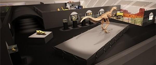 """Exposição """"O mundo dos dinossauros"""" – site Camâra Municipal da Batalha"""
